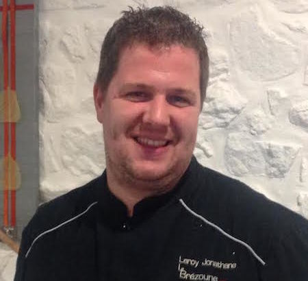 Chef Jonathane Leroy